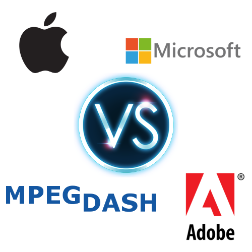 dash vs hls - smooth streaming vs hls vs mpeg-dash