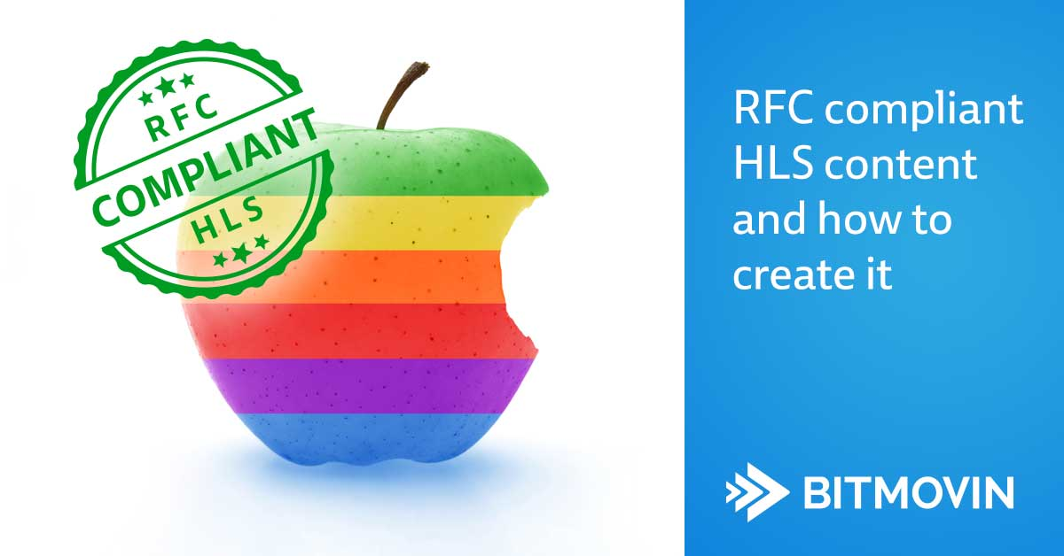 RFC compliant HLS content and how to create it - Bitmovin