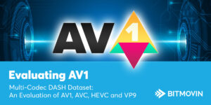 AV1 outperforms HEVC by 40%